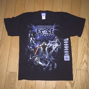 """Star Wars """"Force Unleashed"""" T Shirt"""